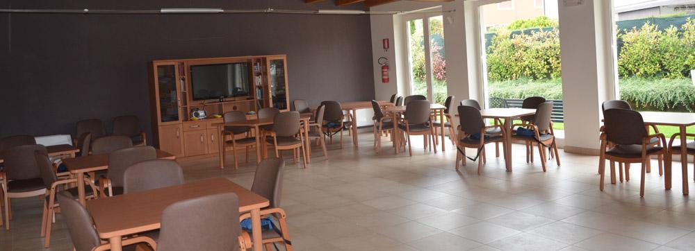 la casa di risposo Soggiorno Sereno fornisce colloqui individuali su prenotazione